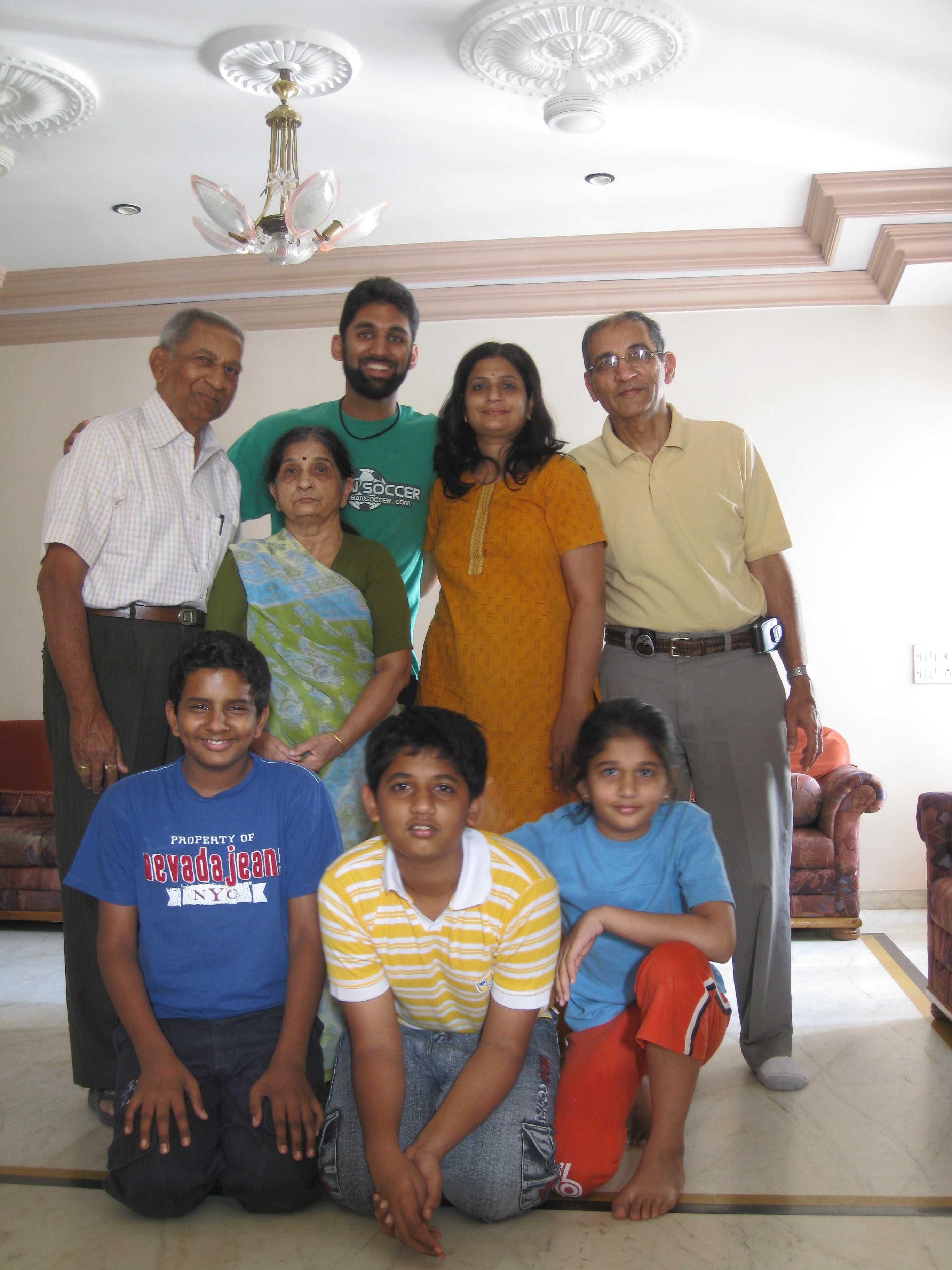 gujarati my family My relative is a manager with a master's degree cu my relative is a manager with a master's degree currently working in private sector in guwahati she comes from a middle class nuclear family background with traditional values .